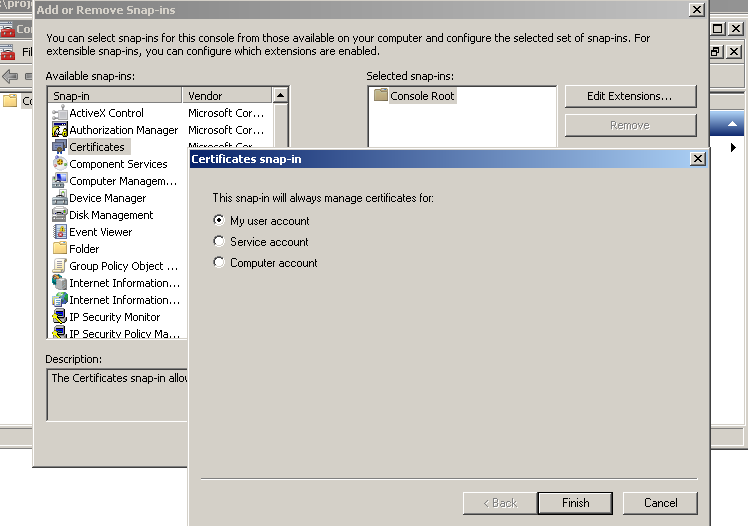Guide to setting up SSL and TLS SMTP email